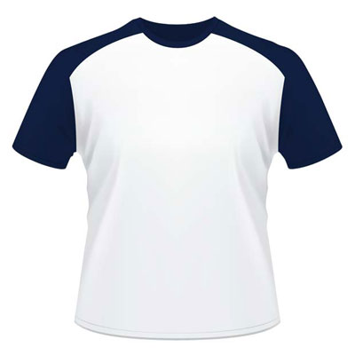 Plain Round Neck T Shirts in Mumbai Pune